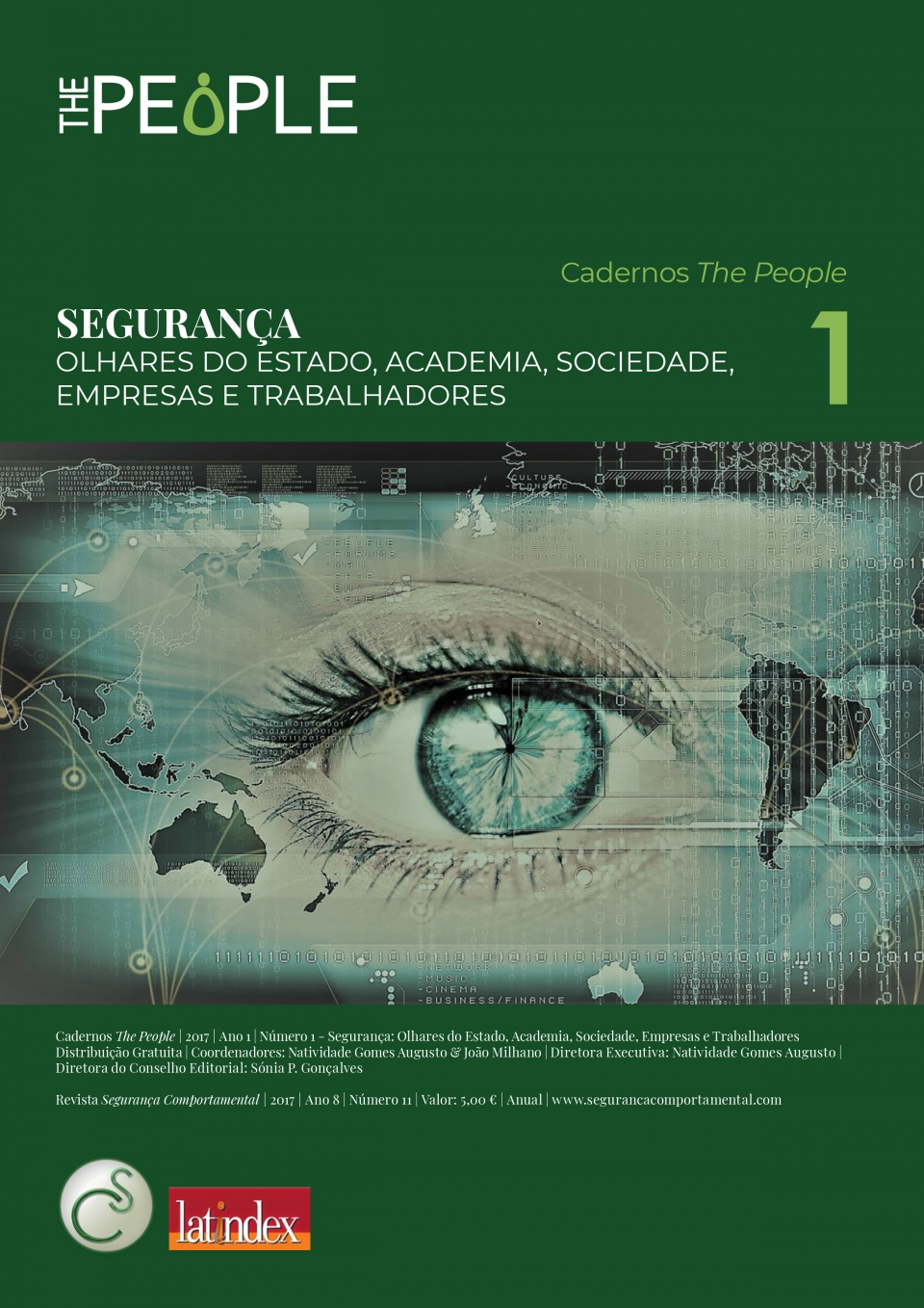 Caderno The People 1